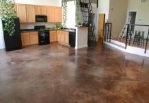 Latest Trends in Concrete Floors,Design in Concrete Floors